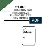 Amplop Surat Lurah