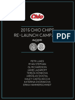 Chio Chips Relaunch Campaign