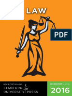 2016 Law catalog