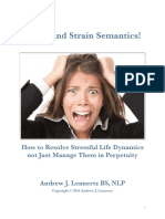 Stress and Strain Semantics!