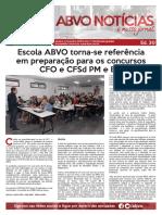 ABVO Noticias Nr 30 Mês 02 2016