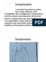 Sonophoresis Rina