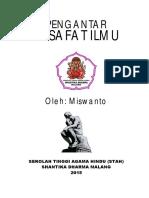 Bahan Ajar_Pengantar Filsafat Ilmu.pdf