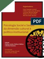 Psicologia Social e Saúde