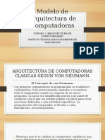 Arquitecturas Clasicas
