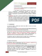 Dossier Literario 1. El Modernismo.