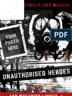 LSD Magazine - Issue 4 - Unauthorised Heroes