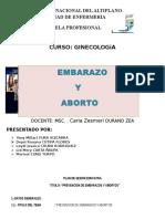 Sesion Educativa Embarazo Yy Aborto