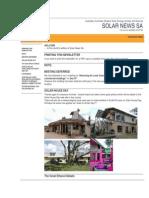 Solar News, December 2005 ~ Australian And New Zealand Solar Energy Society - South Australian Branch