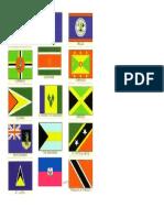Flags of Caricom