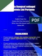 Makalah - MBK - PPKC - Juli - 2007