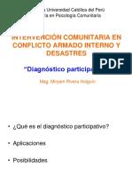 Rivera, Diagnóstico Participativo
