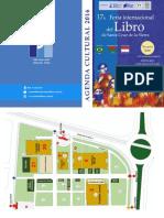 Programa Feria Libro 2016