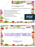 Training Design SBIM 2016.Revised