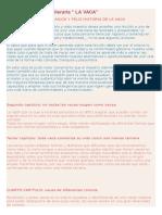 Resumen de Los 9 Capitulos de La Obra Literaria
