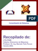 Concentración de Esfuerzos.pptx