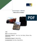 Relatório da Viagem a Coimbra
