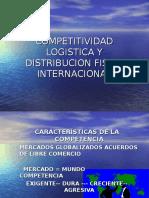 Logistica Competitividad Logistica Internacional