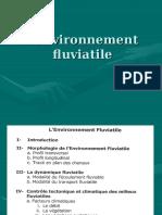 L'Environnement Fluviatile