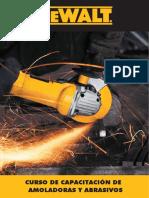 Presentación Capacitación Seguridad Con Amoladoras Angulares y Abrasivos