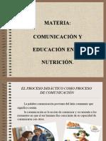 Educacion y Comunicacion