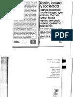 Basaglia - Institucionalización