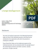 05 Feely Change Management ISPE Oct 15 v4