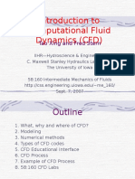CFD Lecture 2007