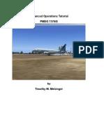 737 PMDG Advanced Operations