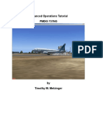 737 PMDG Advanced Operations