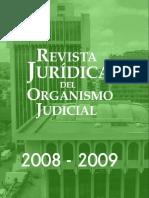 Revista Jurídica 2008-2009