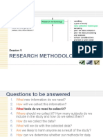 Research Methodology 005