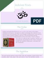 hinduism texts