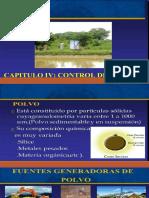 Control de Polvo
