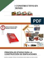 Clase Proceso Constructivo en Edificaciones Primera Parte