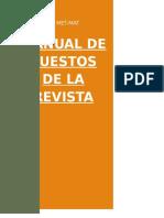Manual de Cargos Revista