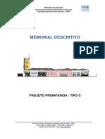 Memorial Tipo c 2013