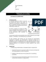 Practica de Laboratorio Traduccion