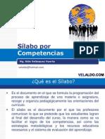 SilaboCompetencias - Taller