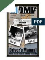 Driver Manual FINAL