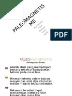 Paleomagnetism