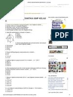 Latihan Ukk Matematika Smp Kelas 8 - Yusuf Blog