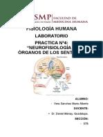 Informe N°4 Lab. de Fisiología