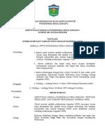 Sk Indikator Dan Standar Kinerja Ukm431.Pkm