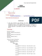 207405389 Semana 8 Tarea Algoritmos Balotario 1 140929085712 Phpapp01