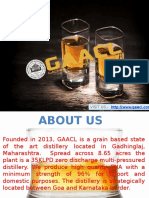 Top Alcohol Manufacturer in India