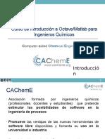 Introducción al Octave-Matlab