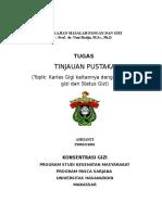 BAB I TUGAS TINJAUAN PUSTAKA Prof veni.docx