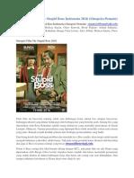 Download Film My Stupid Boss Indonesia 2016