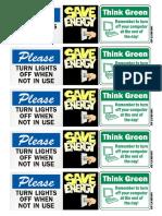Energy Save 1